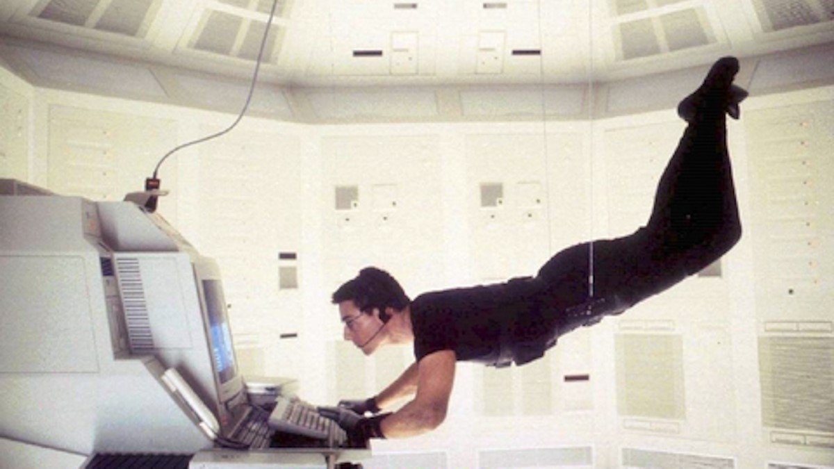 Underlying Assets Mission Impossible Ethan Hunt